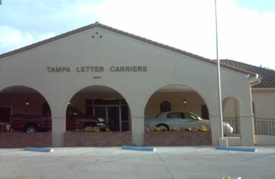 Tampa Letter Carrier's Hall - Tampa, FL