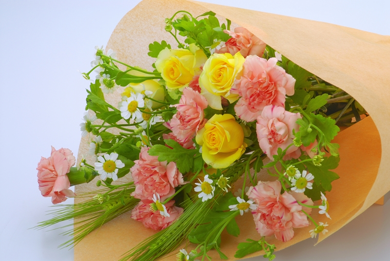 What types of flowers are appropriate for different occasions yellow roses and carnations signify friendship mightylinksfo
