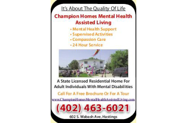 Champion Homes Mental Health Assisted Living 602 S Wabash Ave