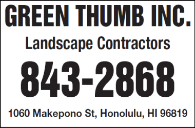 All can Green thumb inc