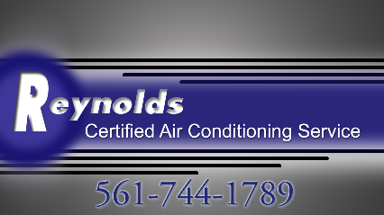 Reynold's Certified Air Conditioning Svc