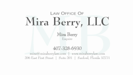 Law Office of Mira Berry LLC - Sanford, FL