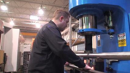 Marine Machining & Manufacturing - Clinton Township, MI